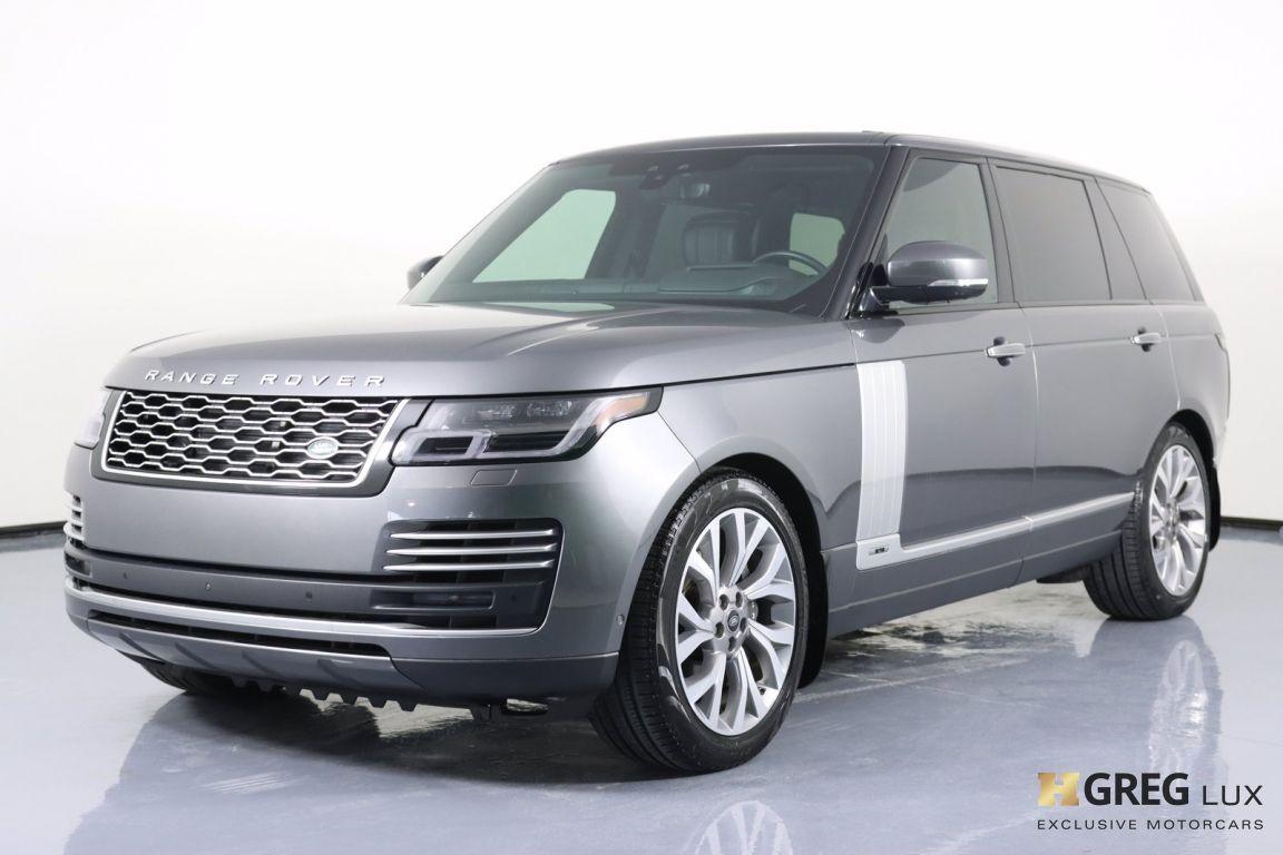 2019 Land Rover Range Rover Autobiography #30