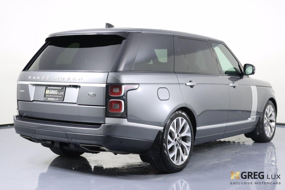 2019 Land Rover Range Rover Autobiography #17