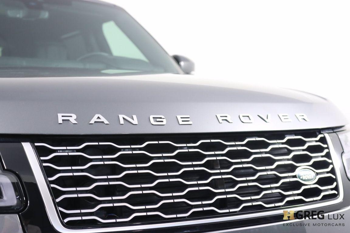 2019 Land Rover Range Rover Autobiography #7
