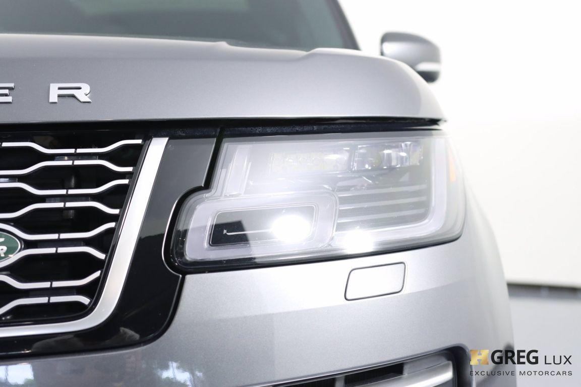2019 Land Rover Range Rover Autobiography #5