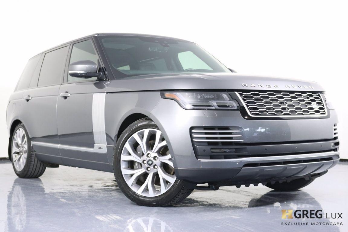 2019 Land Rover Range Rover Autobiography #31