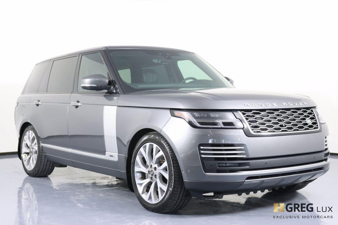 2019 Land Rover Range Rover Autobiography #10