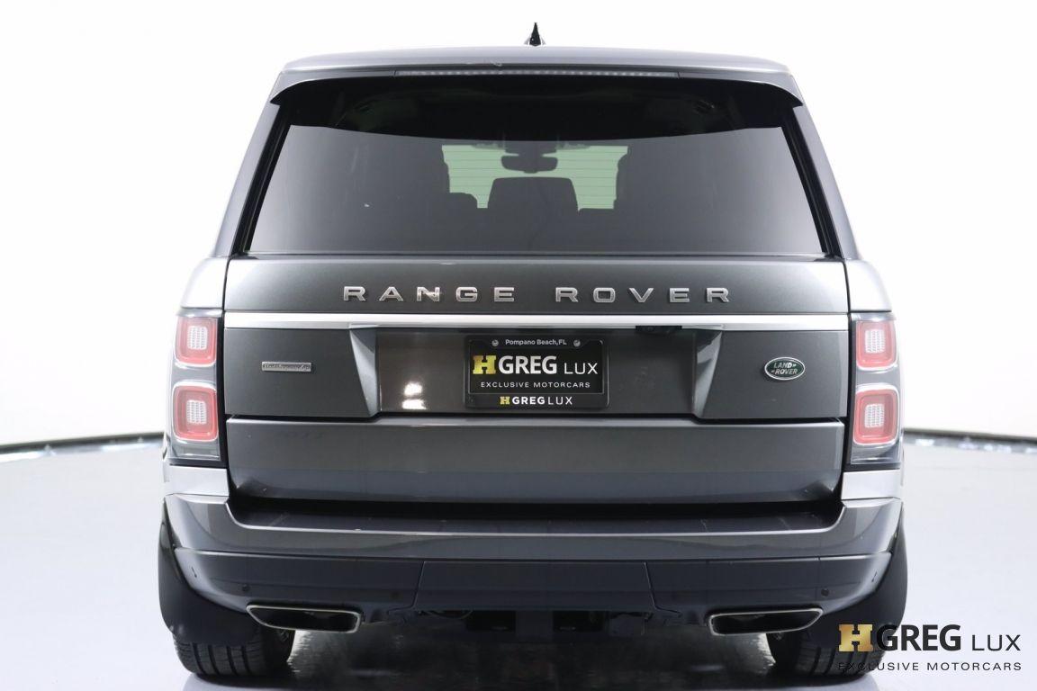 2019 Land Rover Range Rover Autobiography #18