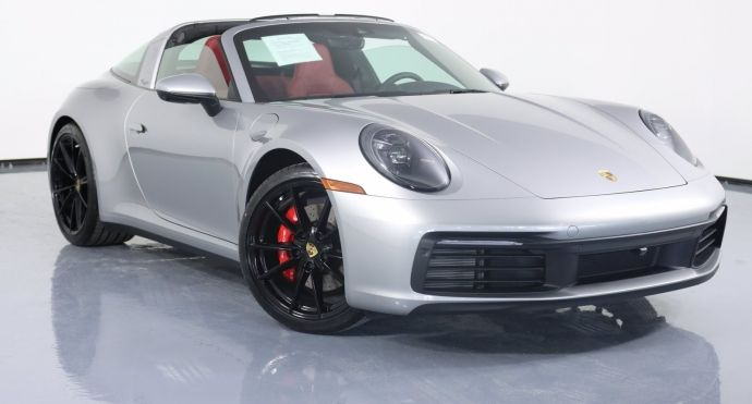 2021 Porsche 911 Targa 4S #0
