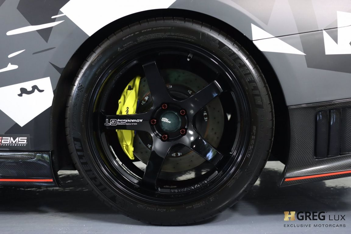 2014 Nissan GT R Black Edition #36