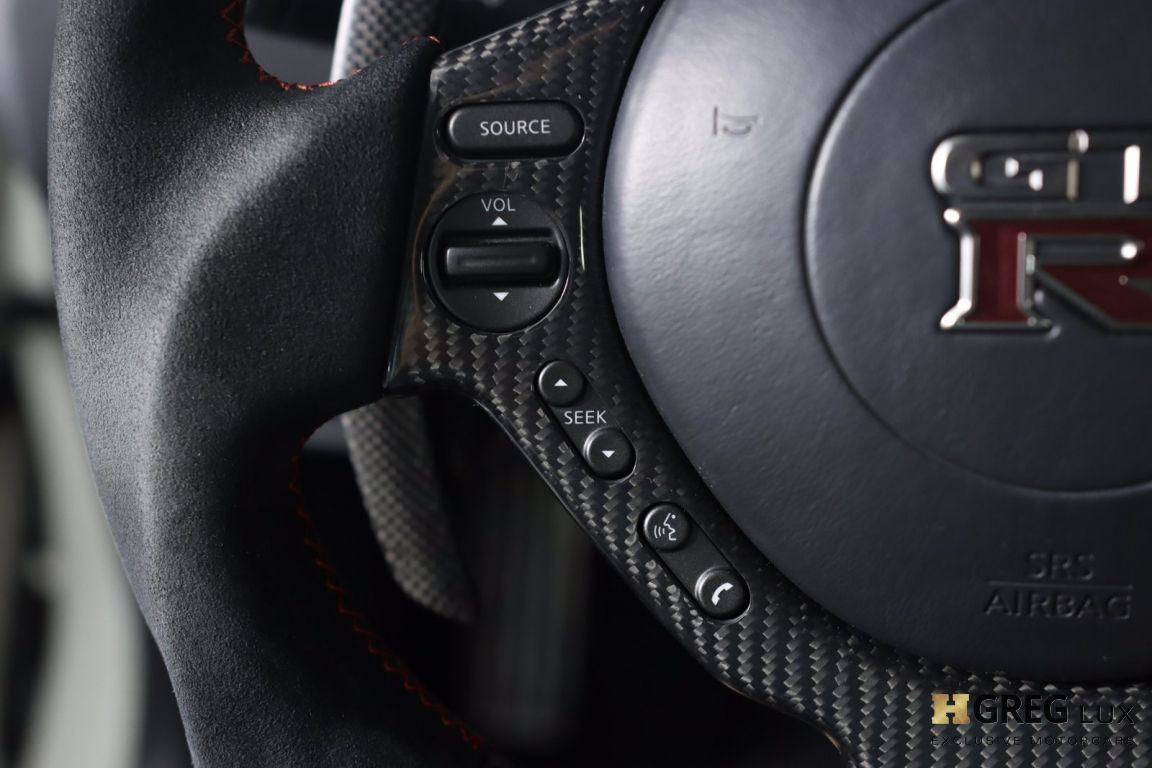 2014 Nissan GT R Black Edition #58