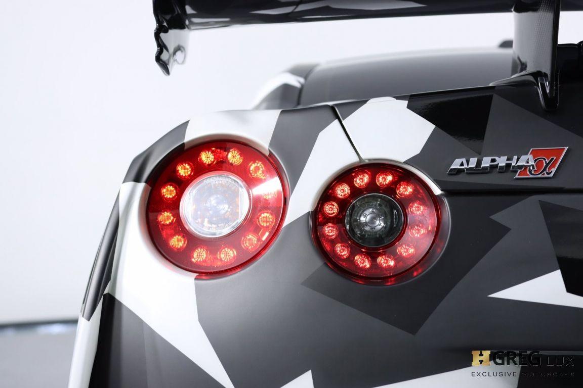 2014 Nissan GT R Black Edition #23