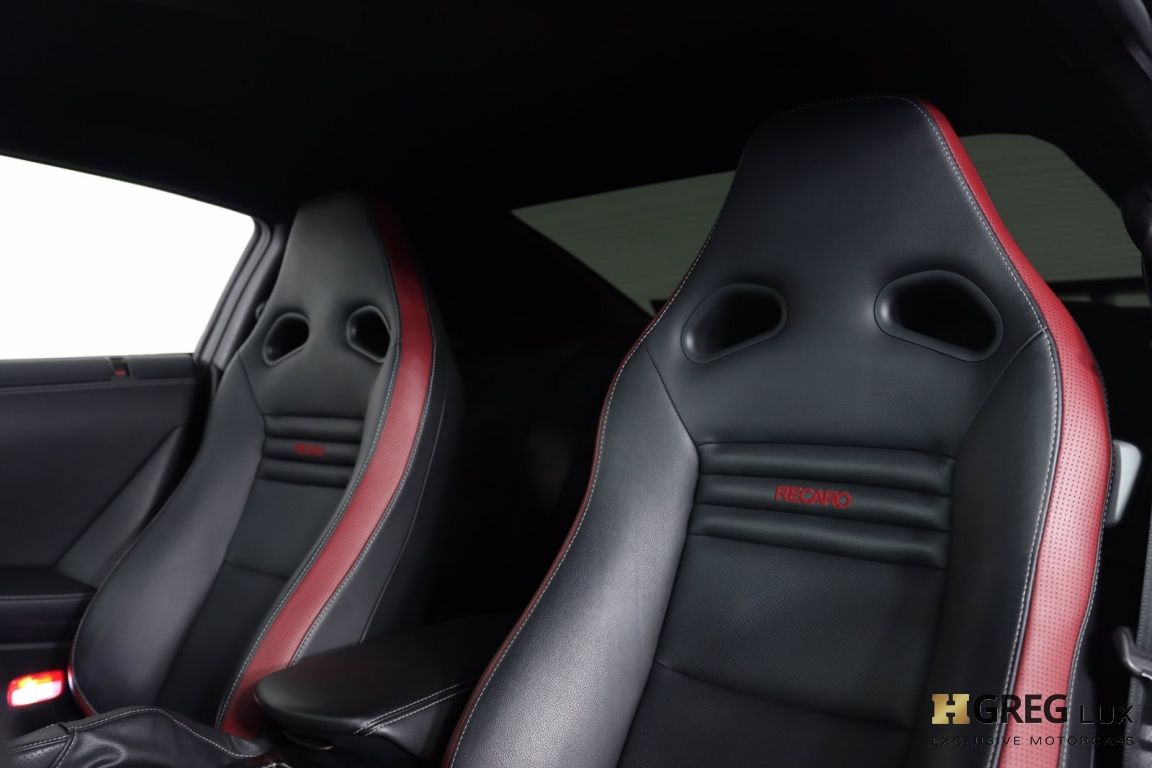 2014 Nissan GT R Black Edition #2