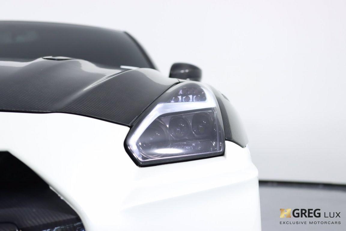 2014 Nissan GT R Black Edition #5