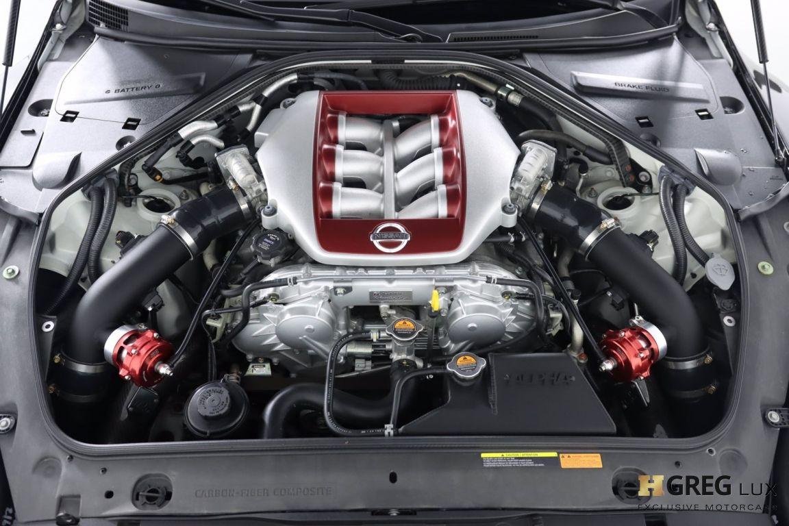2014 Nissan GT R Black Edition #67