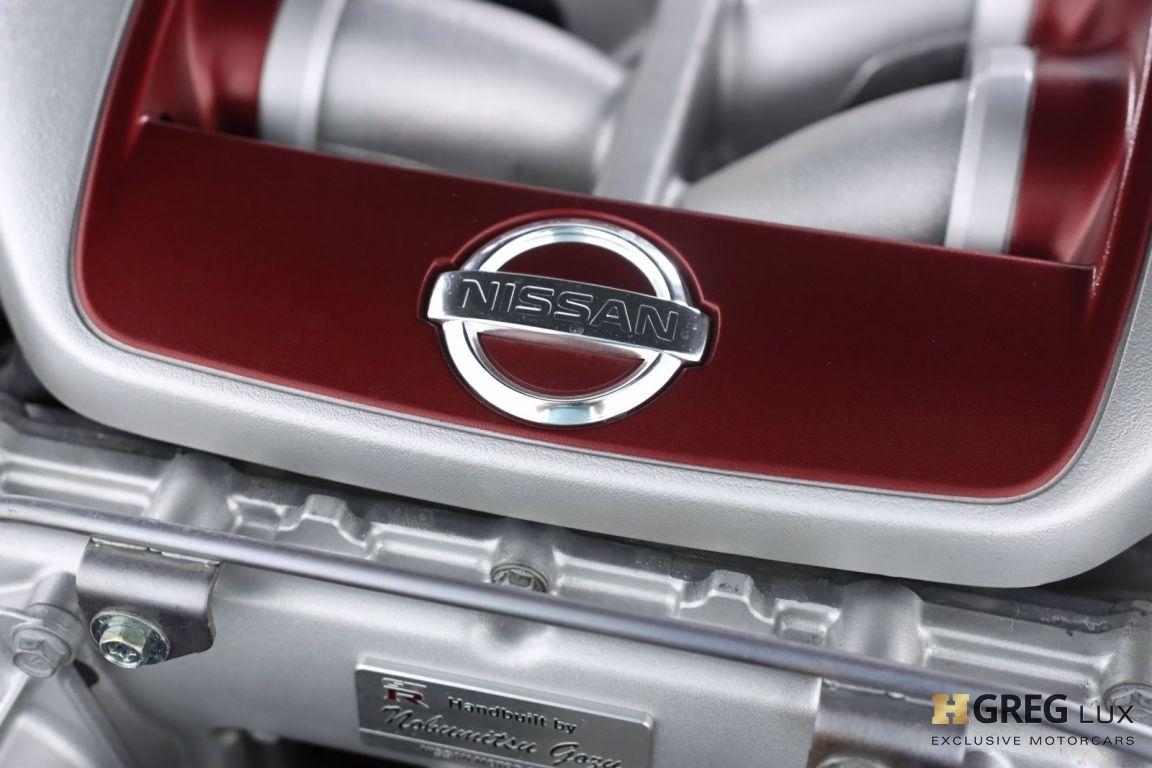 2014 Nissan GT R Black Edition #68