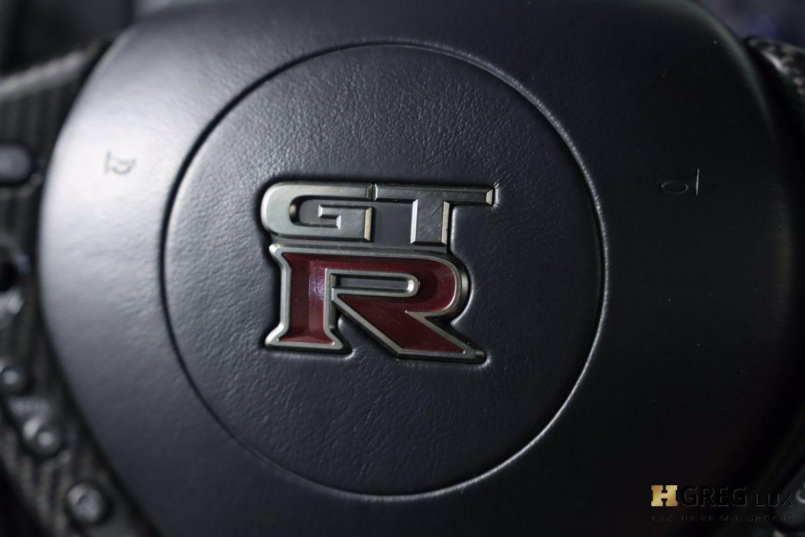 2014 Nissan GT R Black Edition #60
