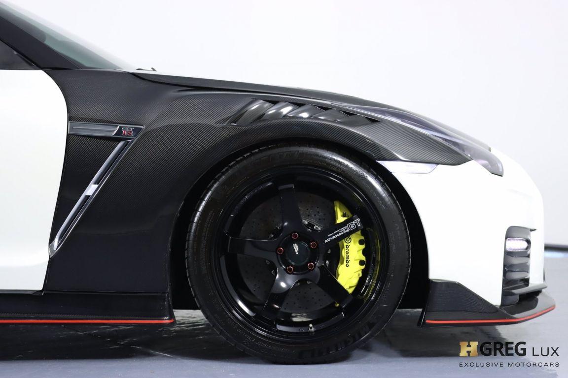 2014 Nissan GT R Black Edition #13