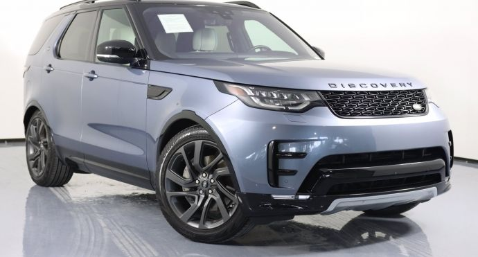 2018 Land Rover Discovery HSE #0