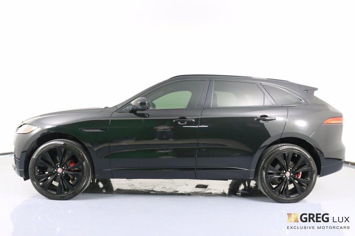 2017 Jaguar F PACE S #27