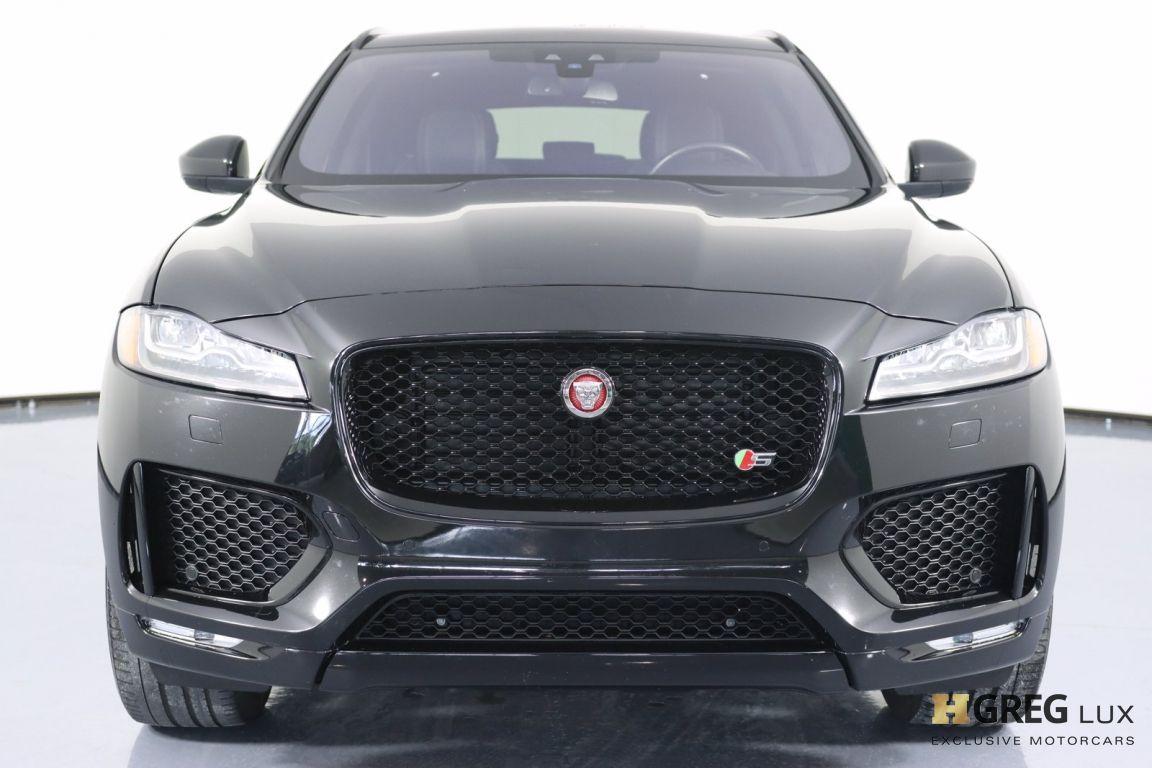 2017 Jaguar F PACE S #3