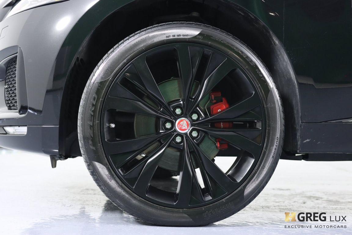 2017 Jaguar F PACE S #29