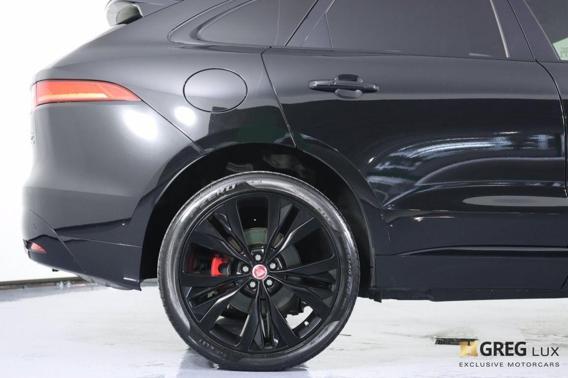 2017 Jaguar F PACE S #12