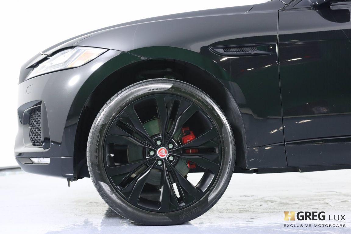 2017 Jaguar F PACE S #28