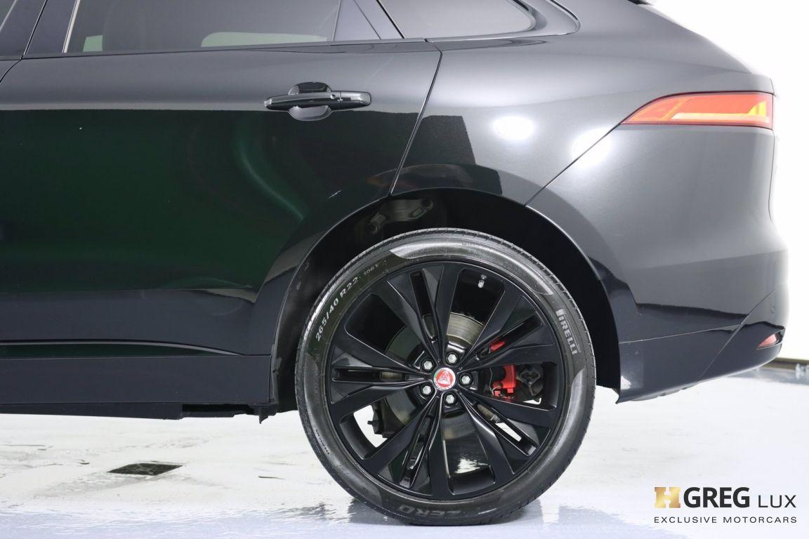 2017 Jaguar F PACE S #31