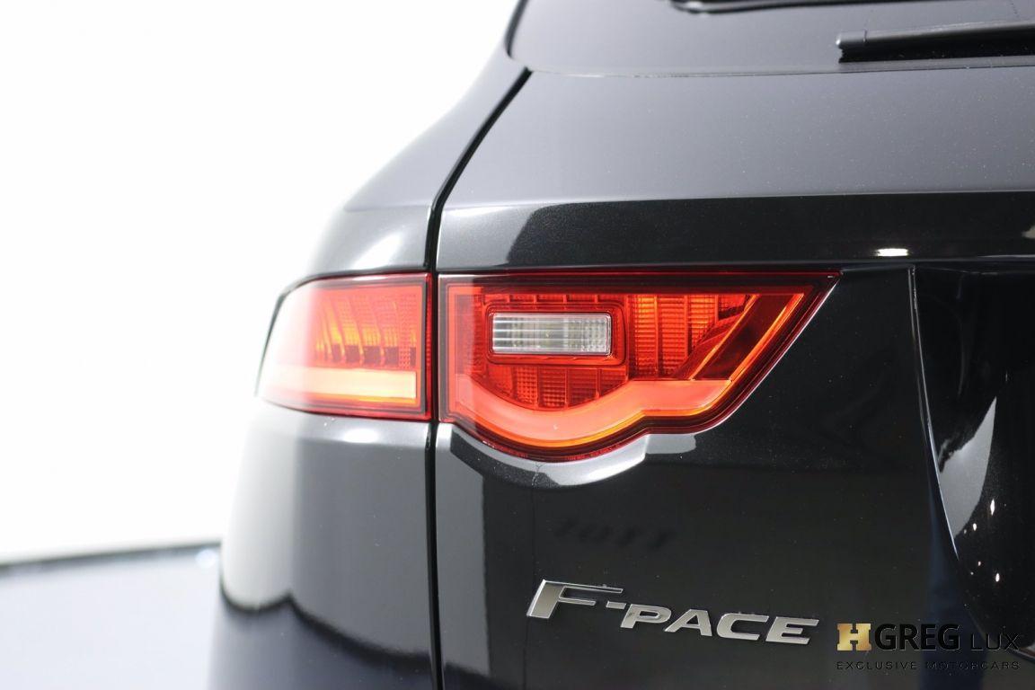 2017 Jaguar F PACE S #21