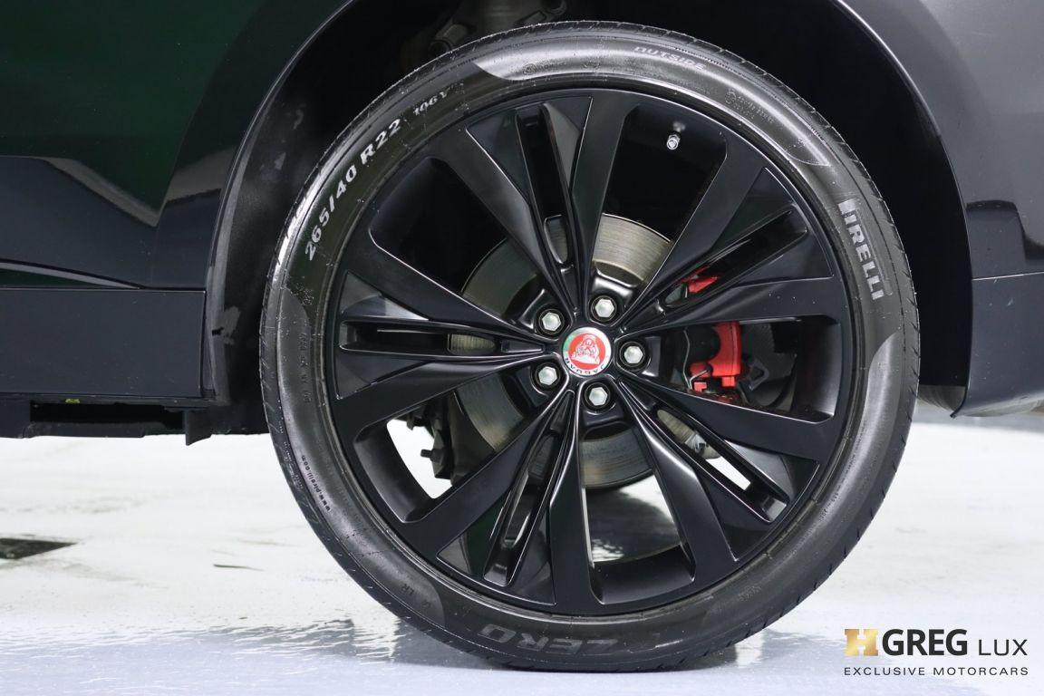2017 Jaguar F PACE S #32