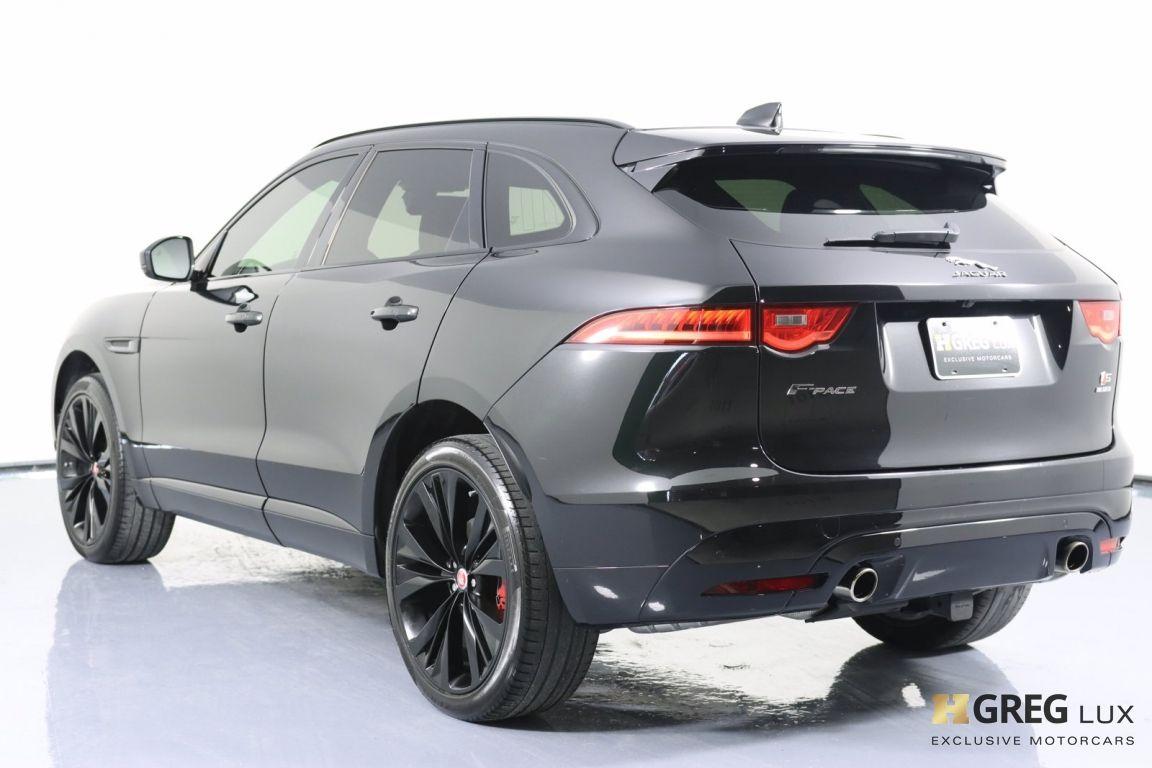 2017 Jaguar F PACE S #26