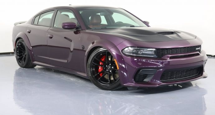 2020 Dodge Charger SRT Hellcat #0