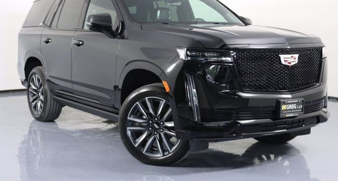 2021 Cadillac Escalade Sport Platinum #0