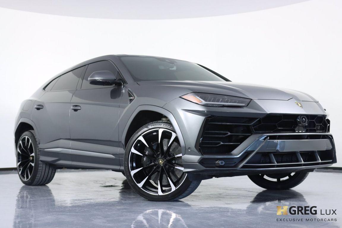 2020 Lamborghini Urus  #31