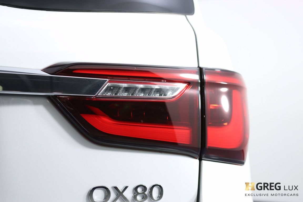 2021 INFINITI QX80 LUXE #18