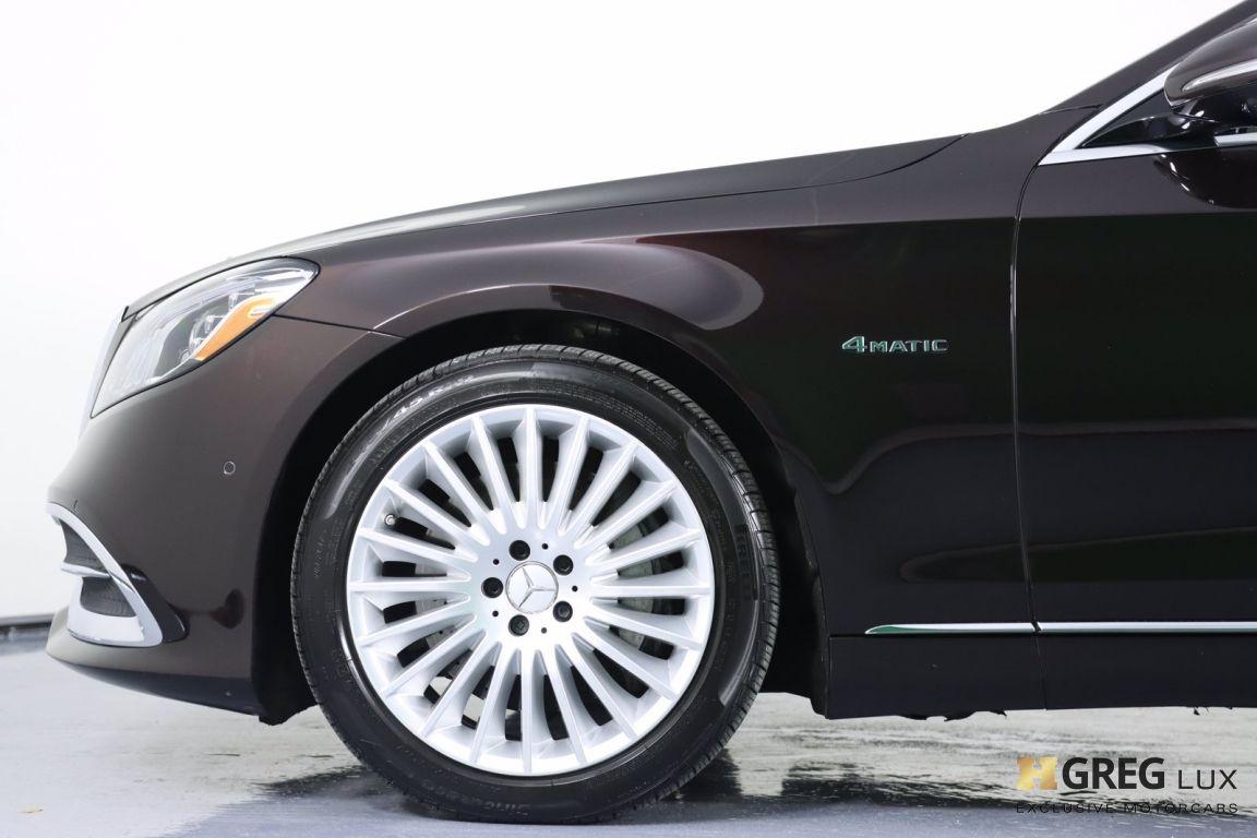 2019 Mercedes Benz S Class Maybach S 560 #29