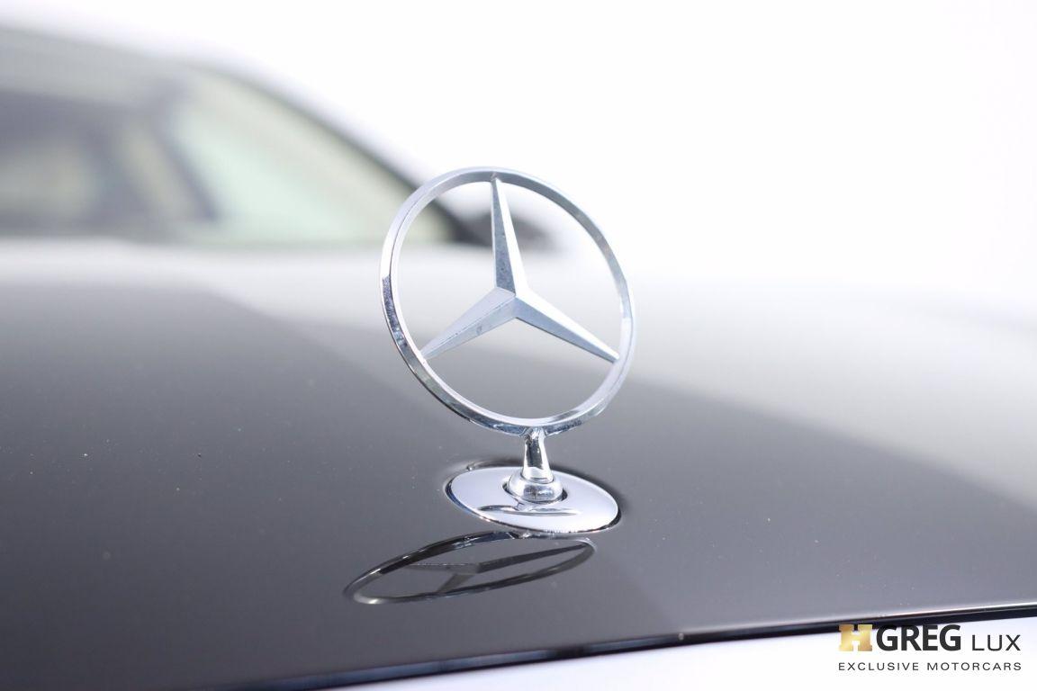 2019 Mercedes Benz S Class Maybach S 560 #7