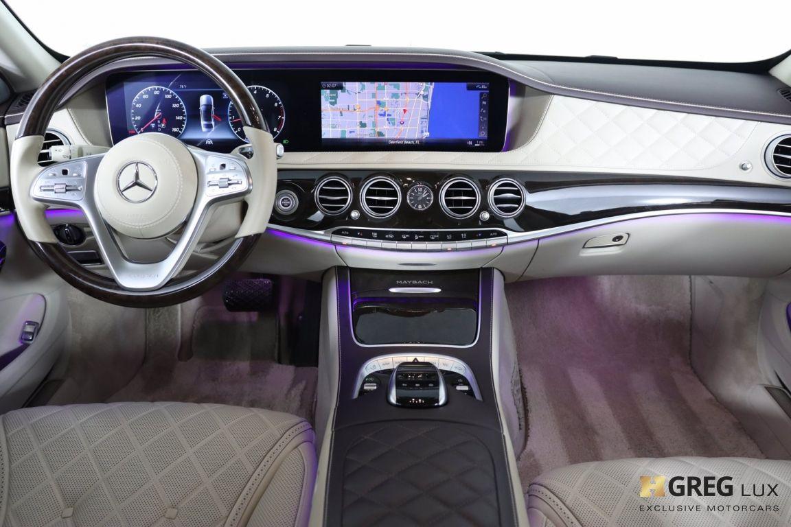 2019 Mercedes Benz S Class Maybach S 560 #34