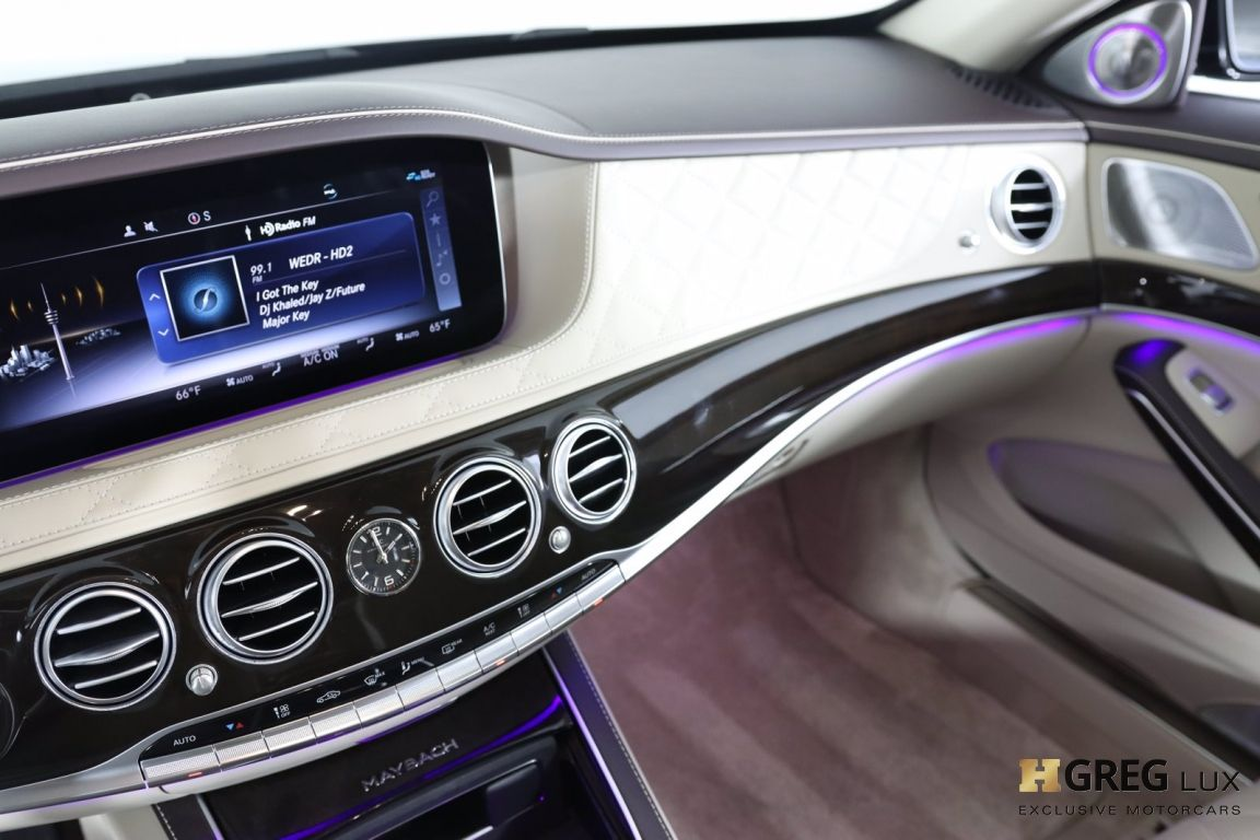 2019 Mercedes Benz S Class Maybach S 560 #53