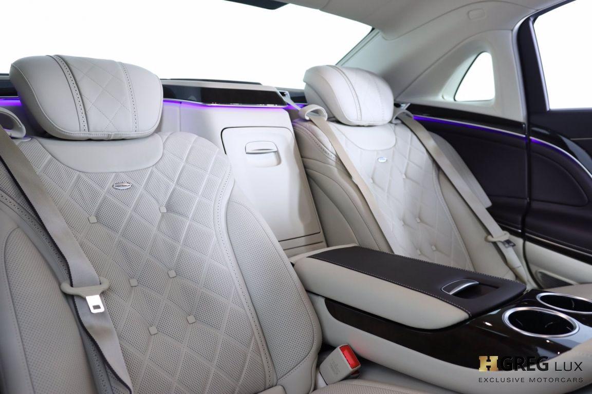 2019 Mercedes Benz S Class Maybach S 560 #42
