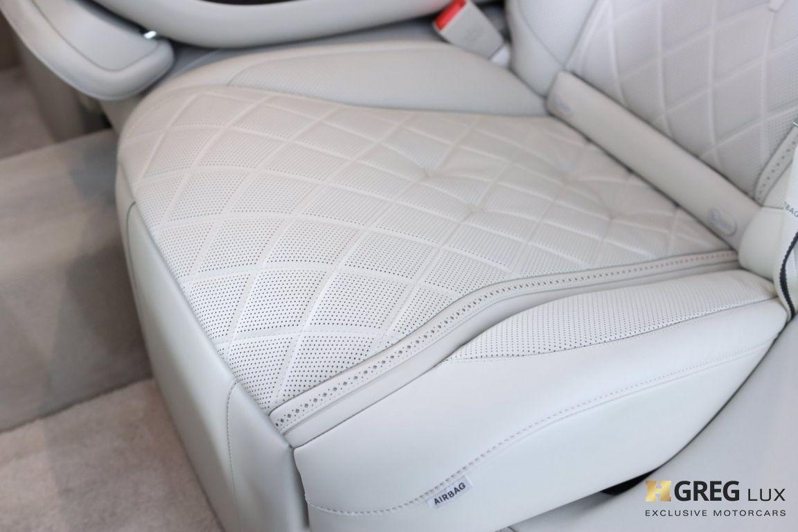 2019 Mercedes Benz S Class Maybach S 560 #39