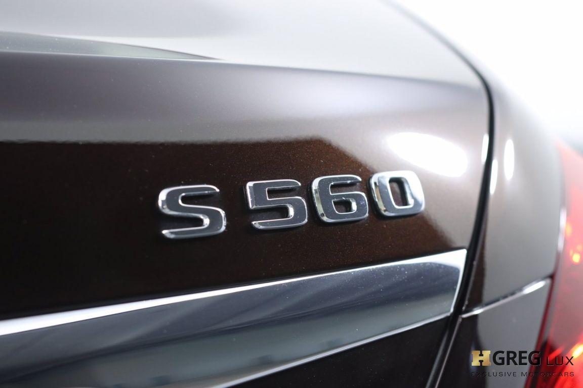 2019 Mercedes Benz S Class Maybach S 560 #26