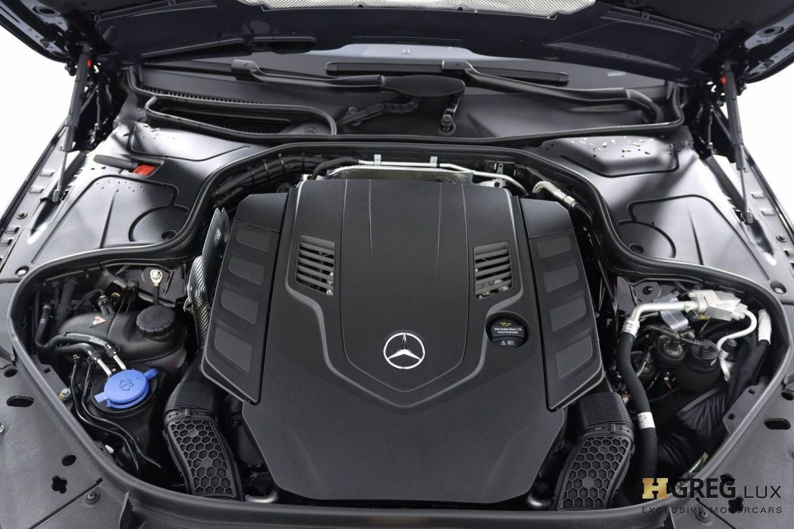 2019 Mercedes Benz S Class Maybach S 560 #79