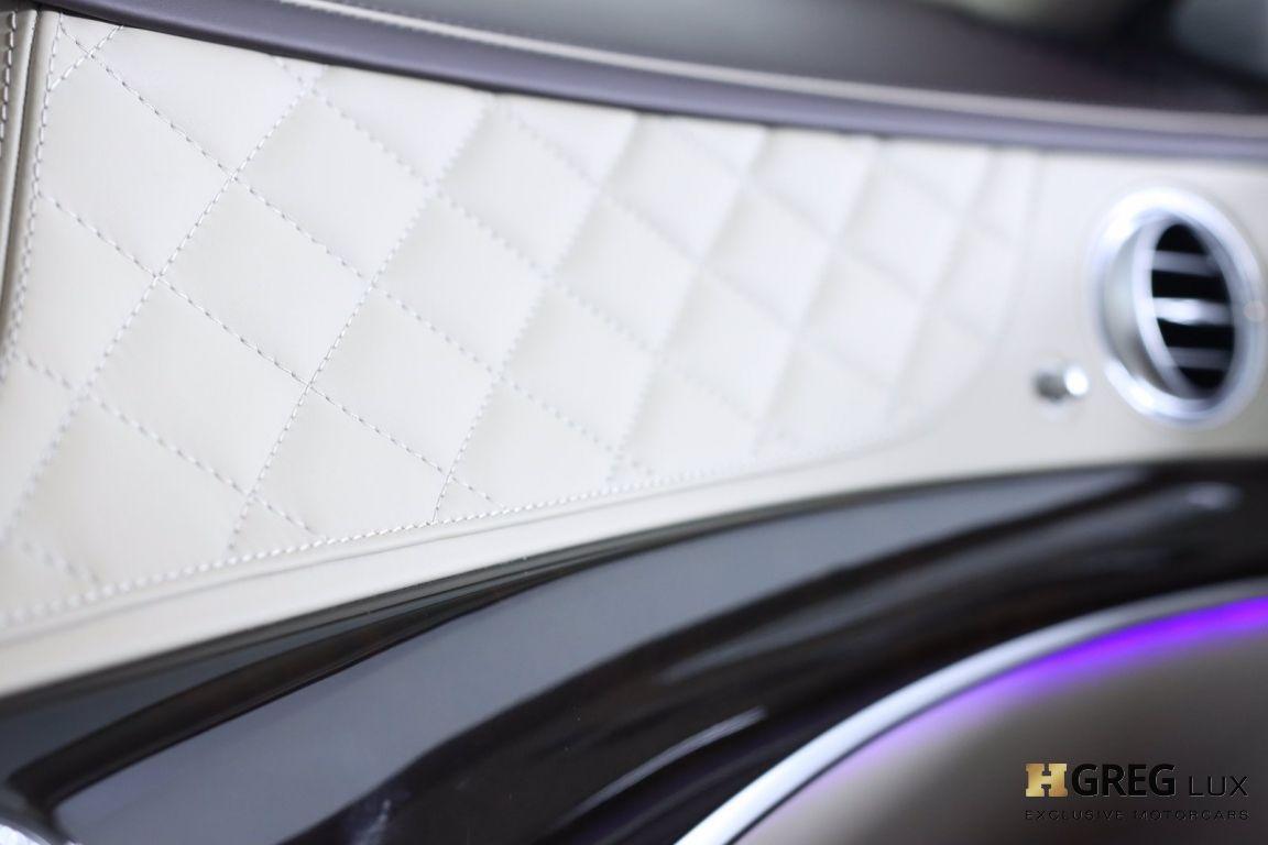 2019 Mercedes Benz S Class Maybach S 560 #61