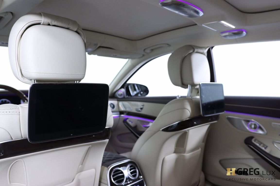 2019 Mercedes Benz S Class Maybach S 560 #74