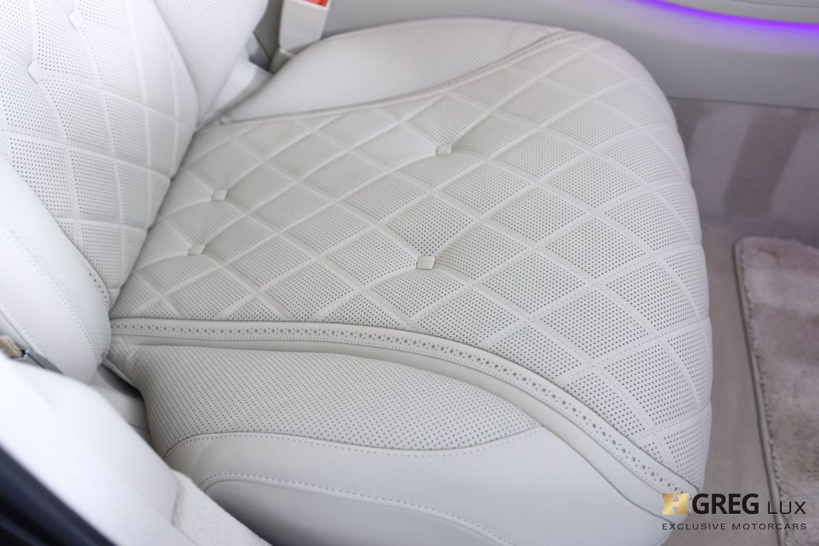 2019 Mercedes Benz S Class Maybach S 560 #37