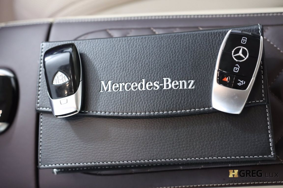 2019 Mercedes Benz S Class Maybach S 560 #44