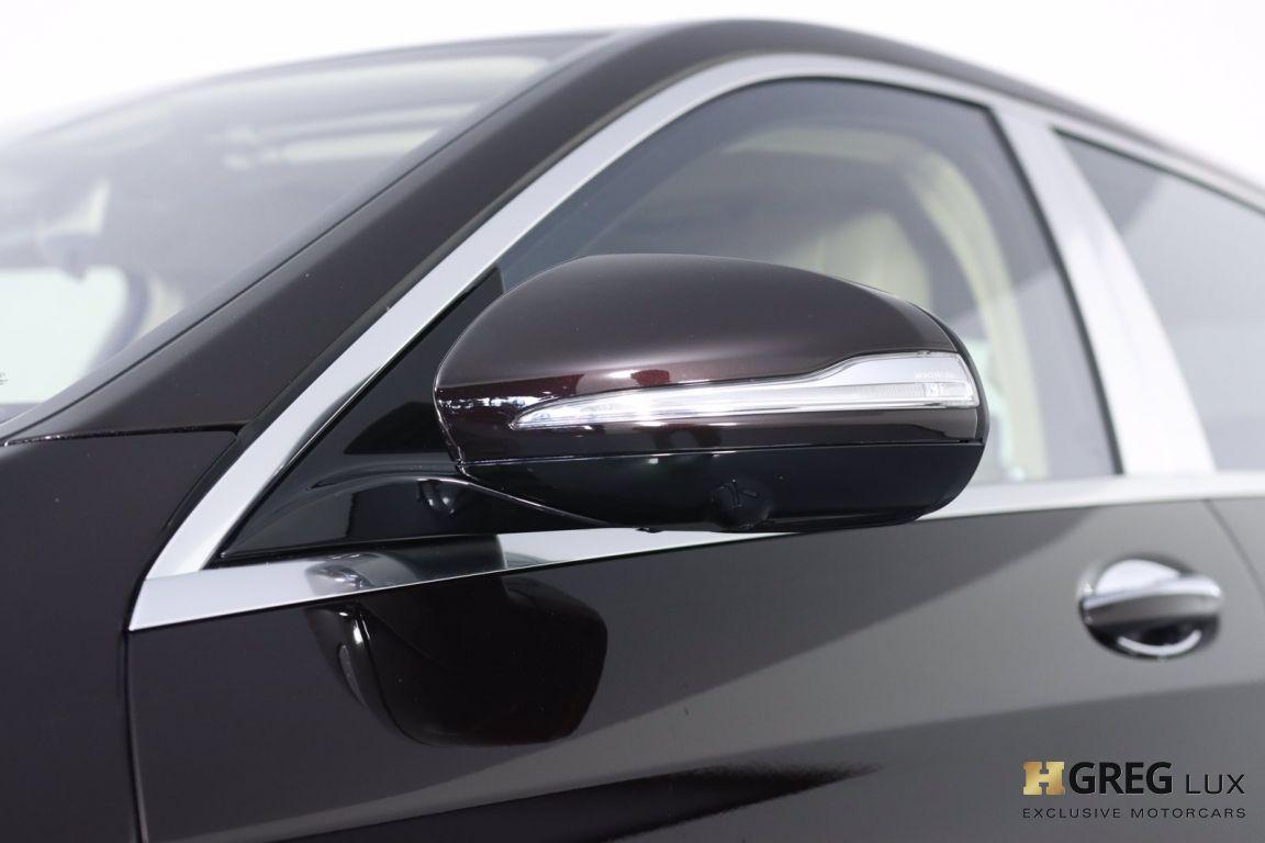 2019 Mercedes Benz S Class Maybach S 560 #11