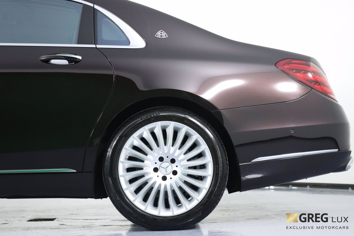2019 Mercedes Benz S Class Maybach S 560 #31