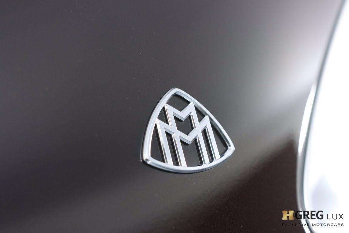2019 Mercedes Benz S Class Maybach S 560 #17