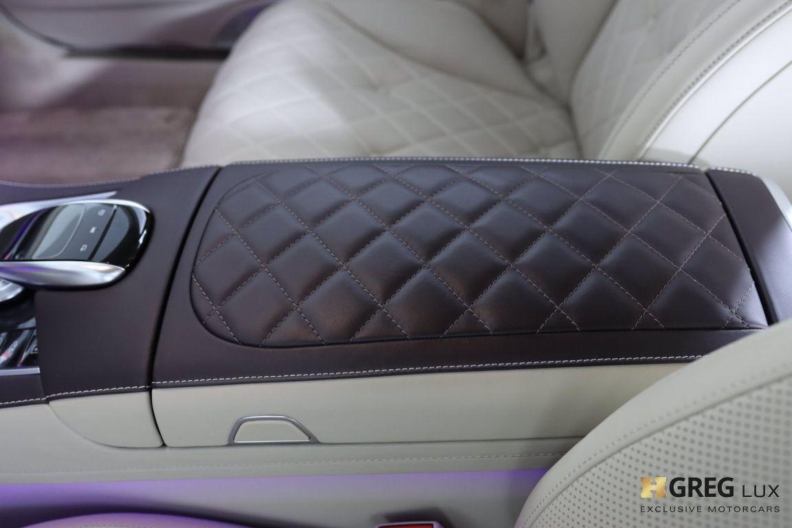 2019 Mercedes Benz S Class Maybach S 560 #73