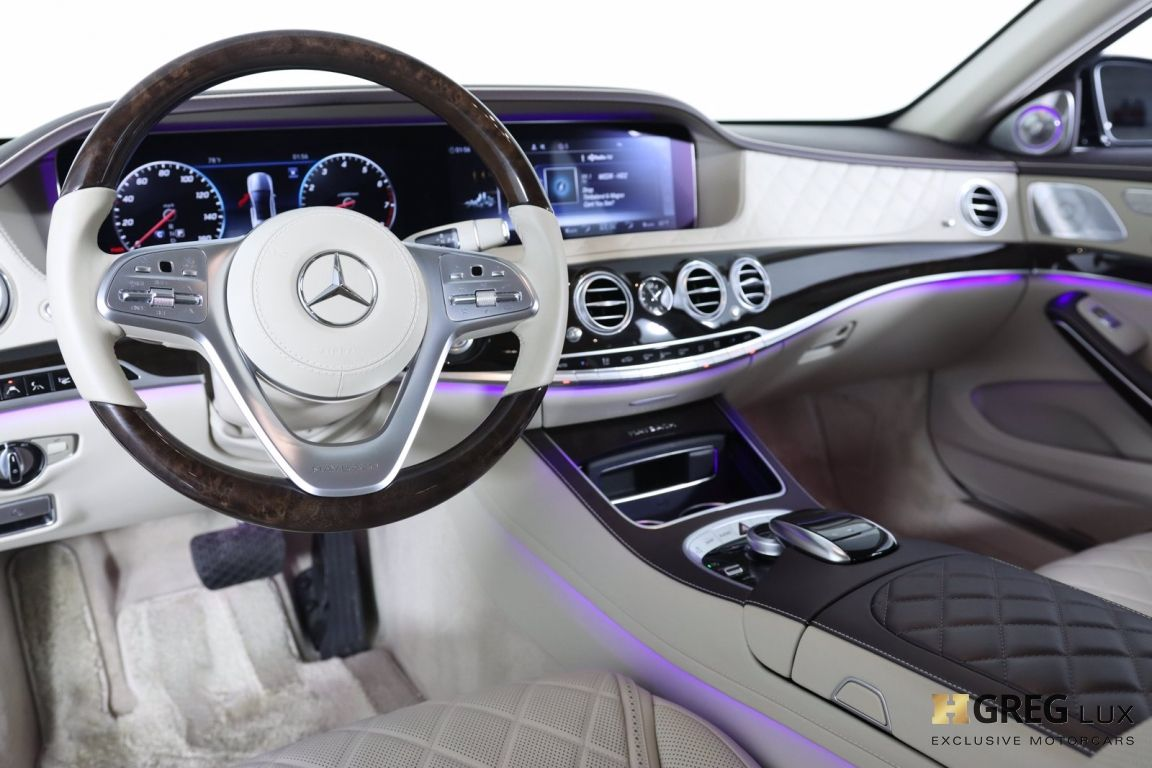2019 Mercedes Benz S Class Maybach S 560 #1