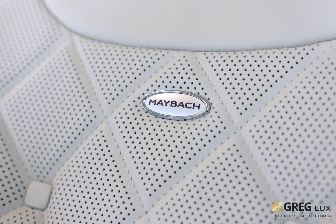 2019 Mercedes Benz S Class Maybach S 560 #41