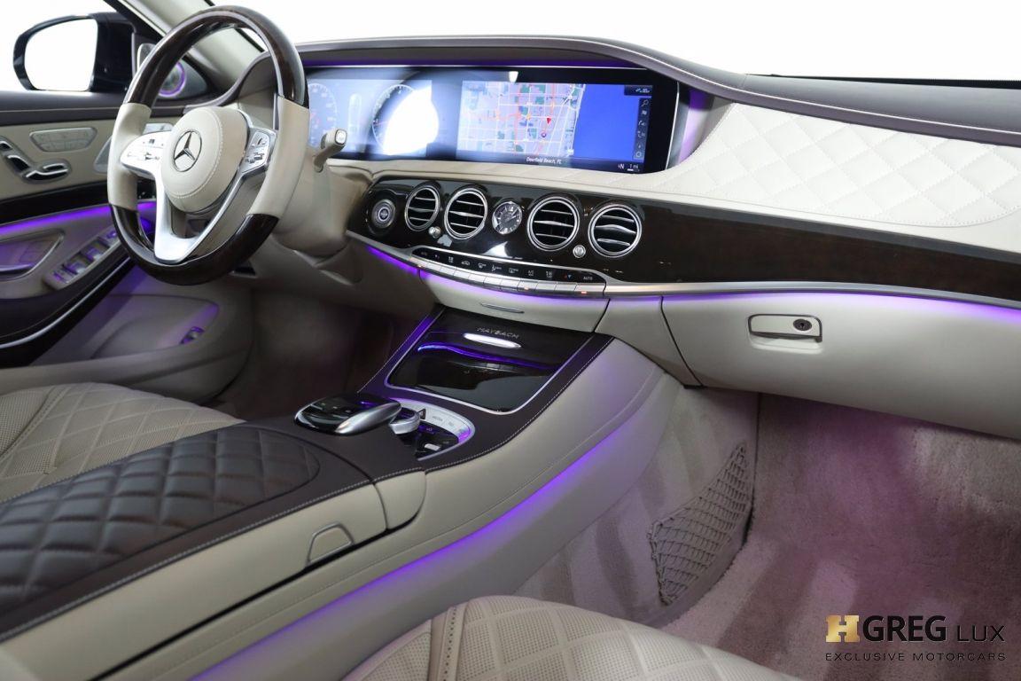 2019 Mercedes Benz S Class Maybach S 560 #77
